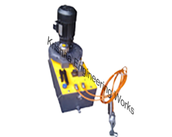 Hydraulic Power Pack for Inspection Rewinding Machine